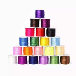 2-Stretchy-Beading-Thread-Bracelet-String-Rope-Cord-For-Jewelry-Making-Elastic