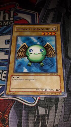 LP Yugioh DB2-EN089 Shining Friendship Common