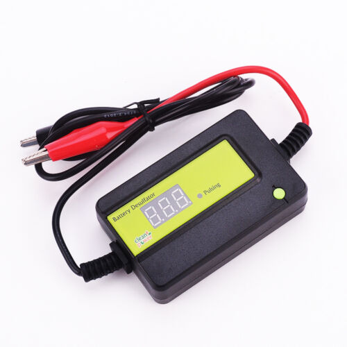 Auto Pulse Green Desulfator Lead Acid Battery 400Ah AGM GEL Regenerator