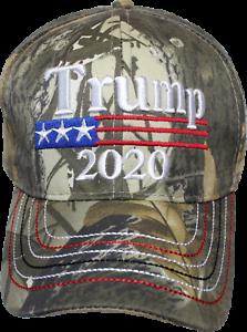 President Donald Trump 2020 Camo KAG Hat Keep America ...
