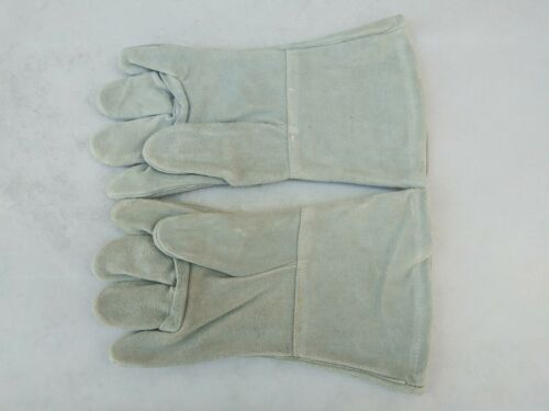 Leather Gloves Size Large MFG Nationwide Glove Co