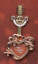 Hard Rock Cafe Chicago Copper Heart Valentine's Day 2016 Series Pin