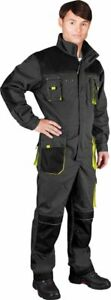 Overall-Arbeitsanzug-Berufsbekleidung-Arbeitskleidung-Gr-46-62-viele-Farbe-OVP