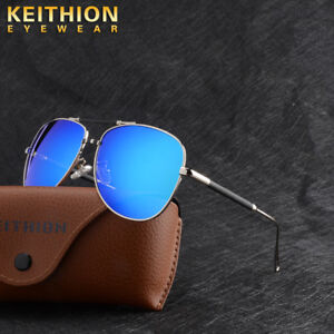 HD-Polarized-Sunglasses-Men-039-s-Polarized-Driving-Outdoor-Sports-Glasses-Eyewear