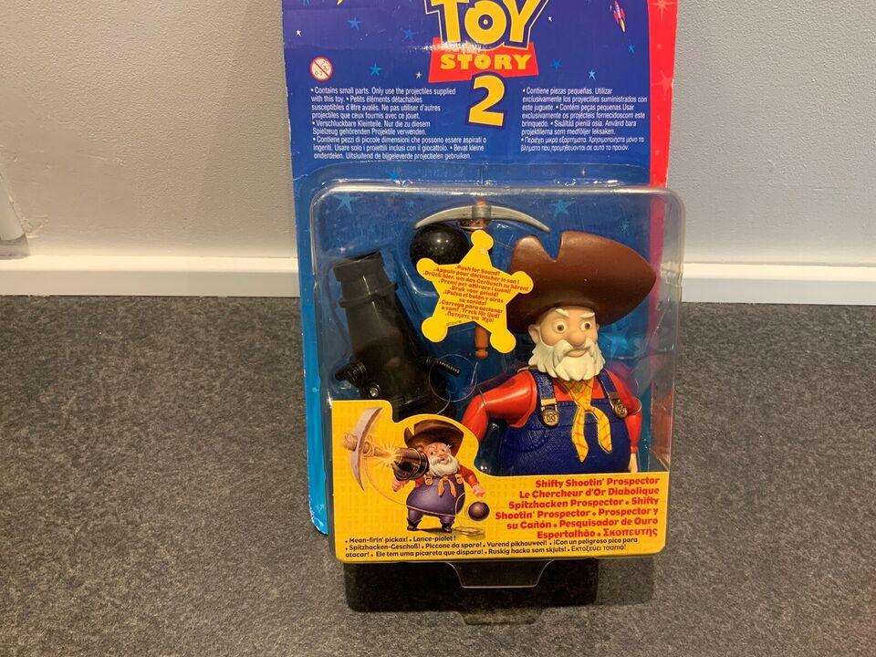 Toystory guldgraver, Toystory