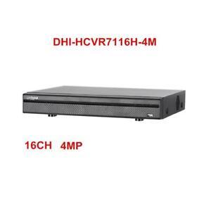 Dahua HCVR7104//08//16H-4M 4//8//16 Channel 4MP Mini 1U Digital Video Recorder HDMI