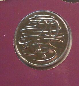 Australia-2008-Platypus-20-Cent-BUNC-Some-Ex-mint-Set