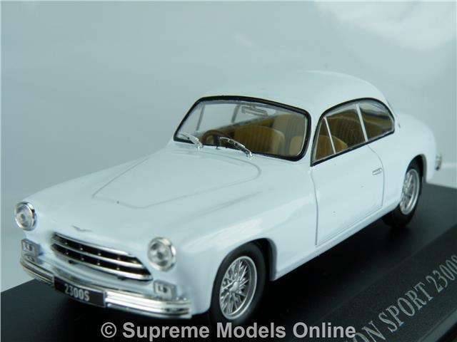 SALMSON SPORT 2300S 1955 CAR 1 43RD SIZE MODEL 2 DOOR COUPE VERSION R0154X{ }