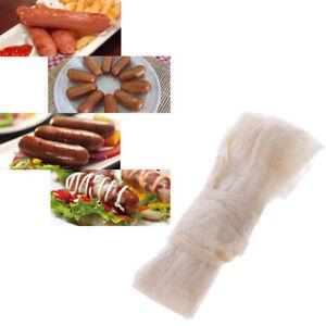 1PCS-Dry-Sheep-Casing-Natural-Sheep-Sausage-Cover-Sausage-Skin-2-6-M-28-30mm