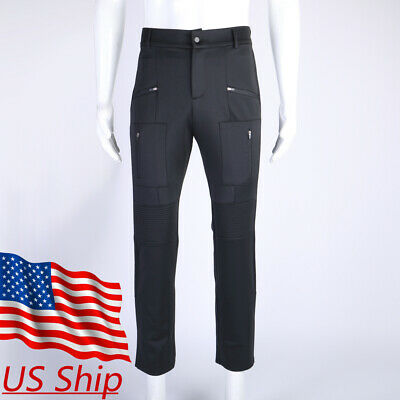Star Trek Discovery 2 Starfleet Captain Pike Mens Trousers Cosplay Costumes New
