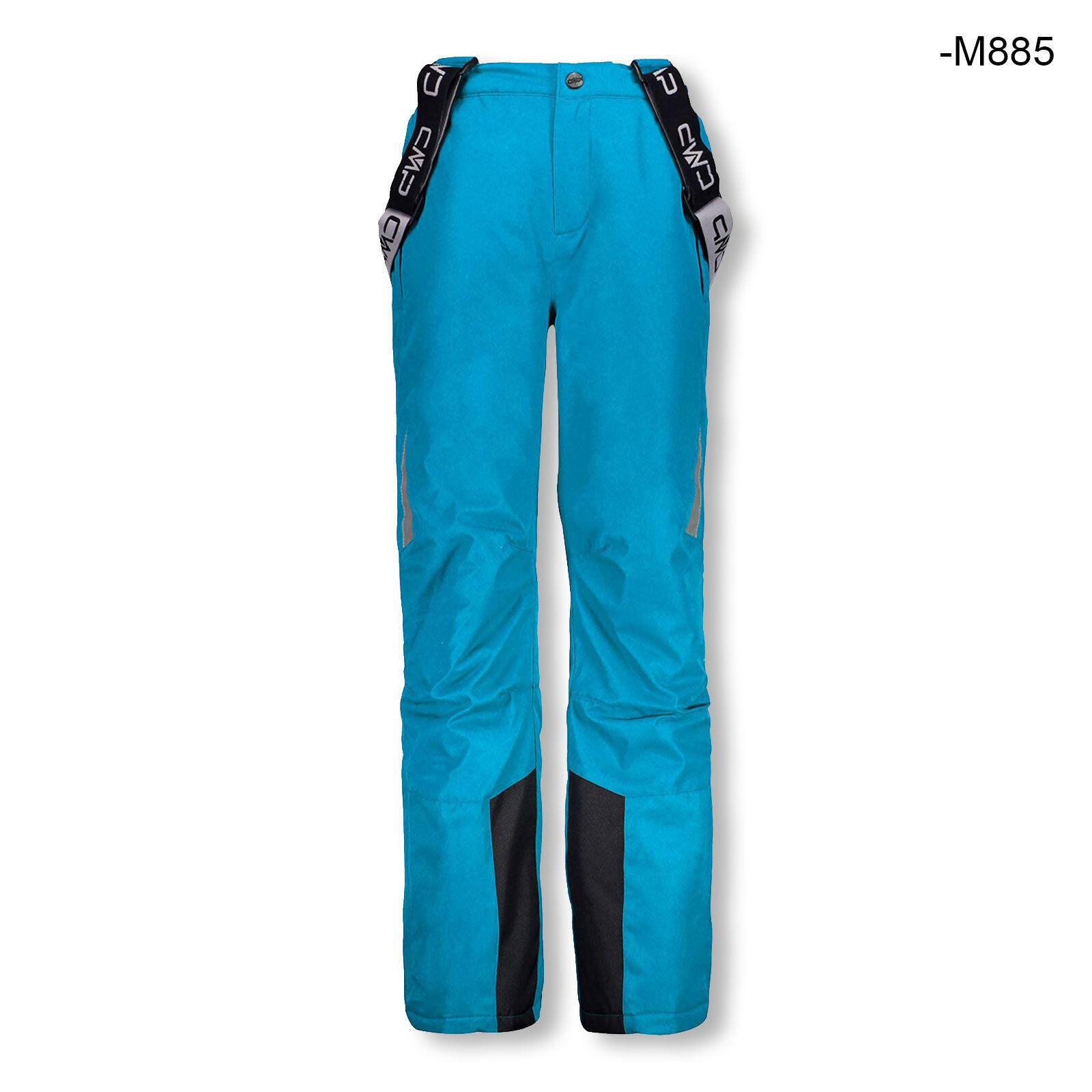 CMP Jungen Schneehose Skihose Snow Pants Salopette Salopette Salopette Farbwahl d250cc