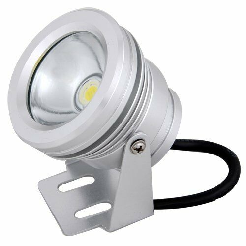 FOCO PROYECTOR LED 8W 750LM 12V IP67 IMPERMEABLE BARCO EXTERIOR