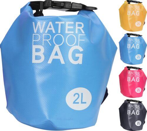 PV Waterproof Bags Dry Bag Canoe Floating Kayak Camping Fishing Sailing Dry Sac