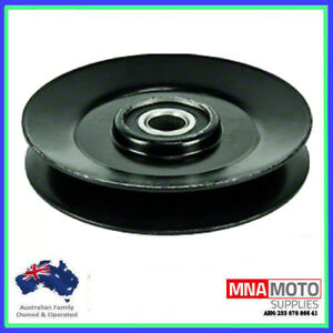 IDLER PULLEY TO FIT GREENFIELD CRAFTSMAN POULAN HUSQVARNA RIDE ON MOWERS