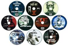 Massive OTR Horror Collection (Old Time Radio) Peril, Nightfall, Lights Out etc