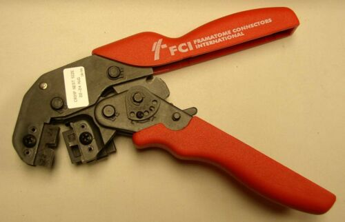 NEW Framatome FCI 22-24 AWG Ratchet Crimper SP 1552B