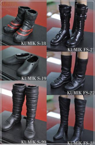 kumik 1//6 Female boots Men/'s boots shoes boots bind sandals heels boots shoes