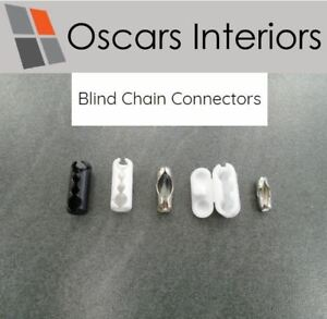 Child-Safety-Approved-Vertical-Roller-amp-Roman-Blind-Chain-Connector-Joiners