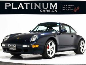 1997 Porsche 911 Carrera 4S AWD, 993 WIDEBODY, RARE VINTAGE
