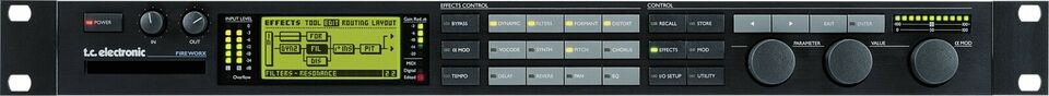 Multi Rack Effect, Tc Electronics. Firefox