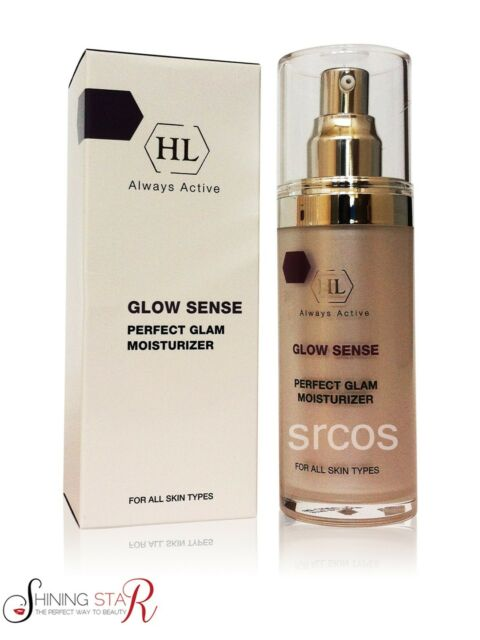 Holy Land Glow Sense Perfect Glam Moisturizer 50ML For All Skin Types