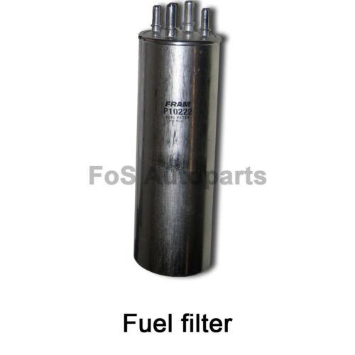 03-09 SERVICE KIT for VW TRANSPORTER T5 1.9 TDI FRAM OIL AIR FUEL CABIN FILTER