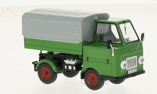 Multicar M22 Grün 1965 1//43 Ixo