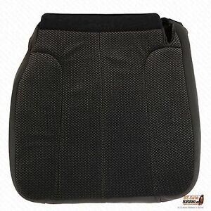 2004 dodge ram 1500 2500 3500 slt driver bottom cloth seat cover color dark gray ebay. Black Bedroom Furniture Sets. Home Design Ideas