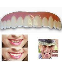 Cosmetic Upper Teeth Snap On Secure Smile Instant Veneers Dental Natural Cover
