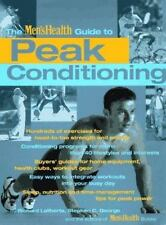 The Men's Health Guide To Peak Conditioning-ExLibrary