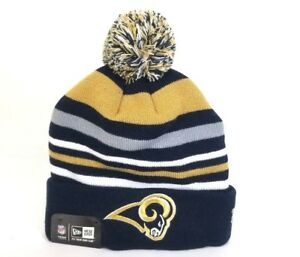 Image is loading Authentic-Los-Angeles-Rams-New-Era-NFL-Winter- 4c640bb5233