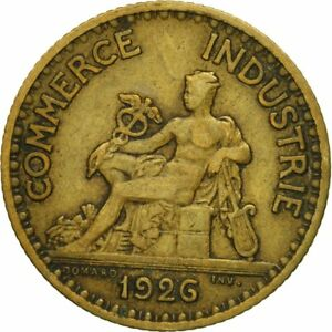 651198-Coin-France-Chambre-de-commerce-Franc-1926-Paris-VF-30-35