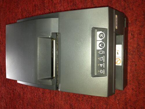 Epson TM-U675 POS Dot Matrix//Impact Receipt Printer Charcoal C31C283A8821 USB