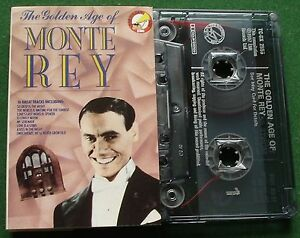The Golden Age of Monte Rey inc Carmelita + Cassette Tape - TESTED