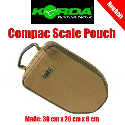 Tasche für Waage Waagentasche Karpfenwaage Carp Korda Compac Scale Pouch