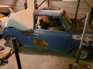 2 1970's minis for sale