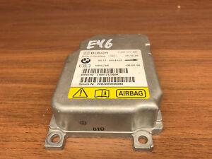BMW E46 Airbag Sensor Steuergerät Airbag 6912123