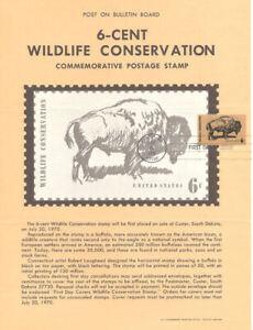 1392-6c-Wildlife-Conservation-Unofficial-Souvenir-Page-FD-HC