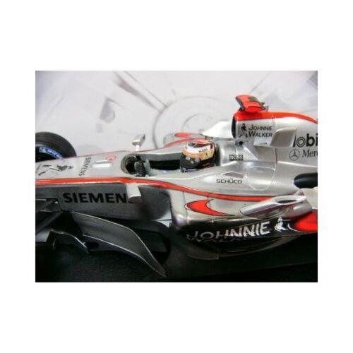 Museum Collection 1//18 McLaren MP4//21 Johnnie Walker Decal for Mattel D372