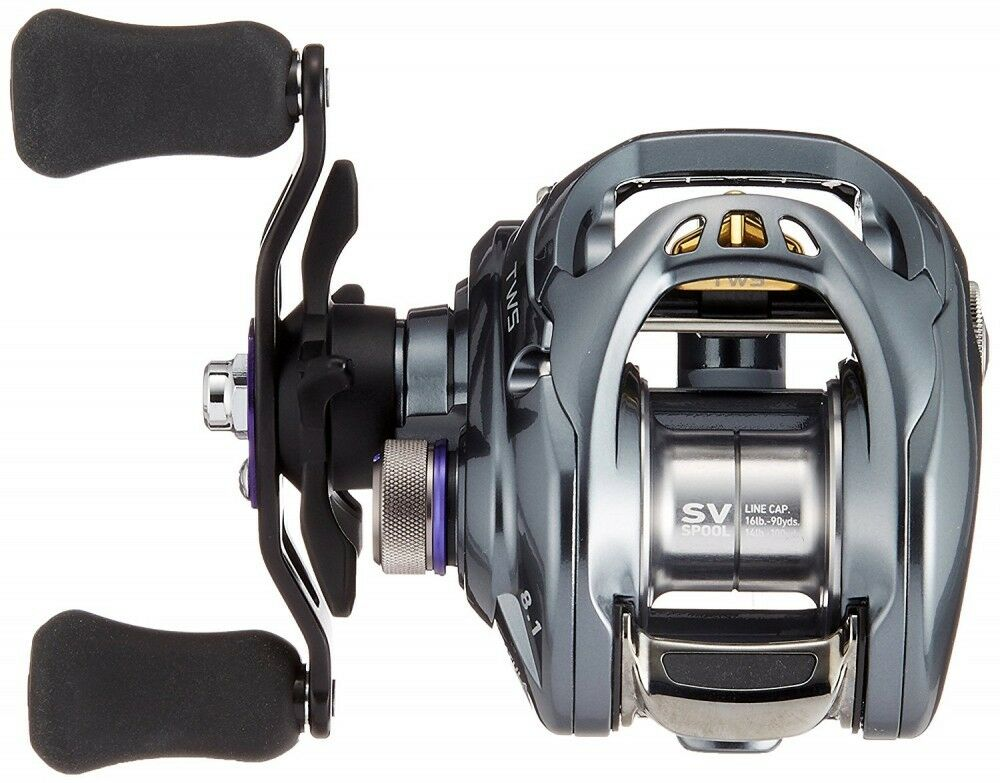 Daiwa Bait Reel TATULA SV TW 8.1 L For For For Fishing From Japan 9e5ff4