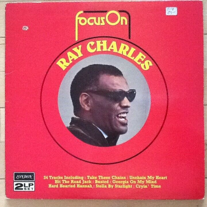 LP, Ray Charles, Focus On Ray Charles