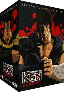 Ken-le-Survivant-Hokuto-no-Ken-Integrale-des-2-Saisons-Collector-Limitee