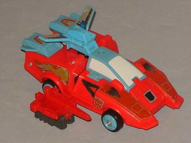 G1 TRANSFORMER TARGETMASTER POINTBLANK COMPLETE LOT   6