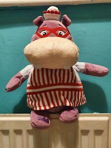 Doc-Mcstuffins-Purple-Hallie-Hippo-Teddy-Plush-Soft-Toy-8-Posh-Paws