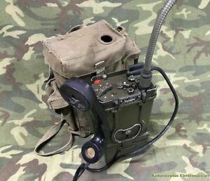 Émetteur / Récepteur Portable CRT-1/CPRC-26
