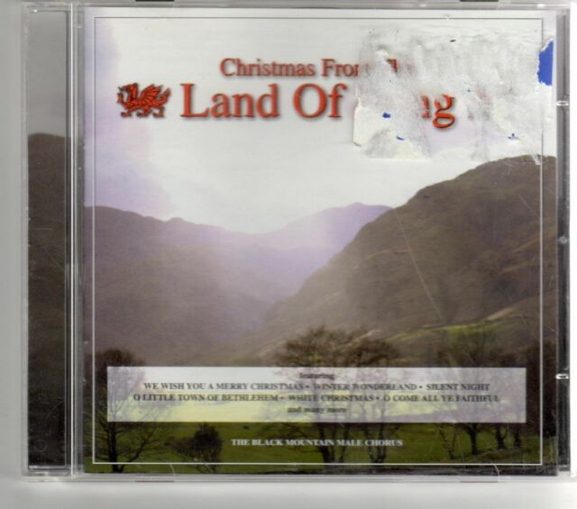 (GT499) Christmas From The Land Of Song - 1998 CD