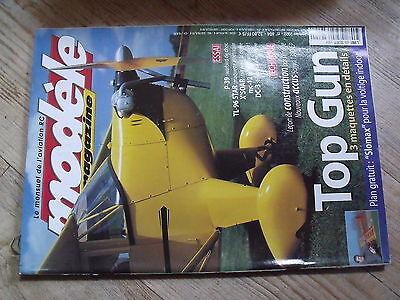 "$$ Revue Modèle Magazine N°604 Plan Encarté ""slomax"" P-39 Tl-96 Star X'soar"