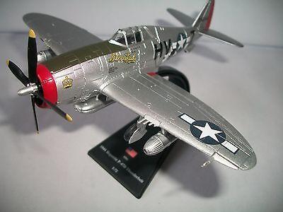 1944 USA Republic P-47D Thunderbolt 1/72 Amercom