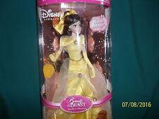 Belle-Porcelain. Silhouette/Starlight.Disney Dolls by Brass Key-  NIB.Age 8+