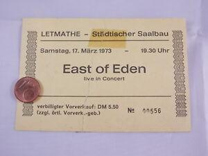 alte-ENTRADA-EAST-OF-EDEN-von-1973-letmathe-Iserlohn-ENTRADA-Progrock-JAZZ